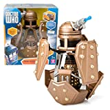 Doctor Who Dalek Security Patrol Ship - Includes Dalek Pilot and Working Cannon by Underground Toys