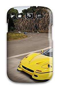 Durable Defender Case For Galaxy S3 Tpu Cover(forza Horizon 2)