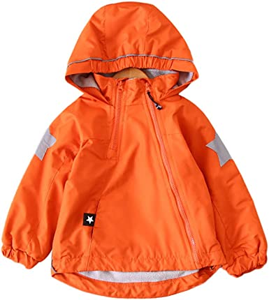Sonms Baby Boys Jacket For Girls Jacket Kids Hooded Children Outerwear Coats Girls Clothes Baby Coat