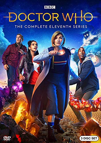 Doctor Who: The Complete Eleventh Series (DVD) (Who Dr Complete Series)