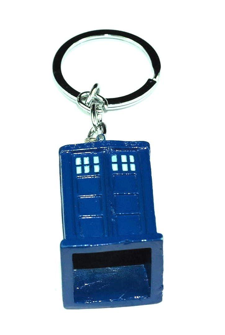 Gemelolandia Llavero Doctor Who Cabina Tardis: Amazon.es ...