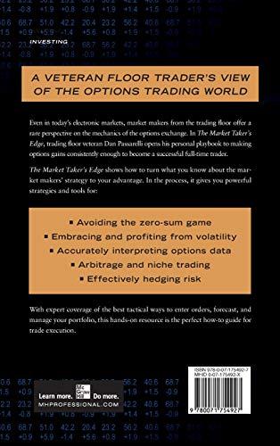 51VS2GIR52L - The Market Taker's Edge: Insider Strategies from the Options Trading Floor