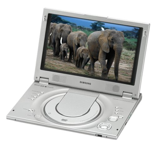 Samsung DVD-L200 10-Inch Portable DVD Player