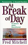At Break of Day, Fred Mitchell, 1857922301