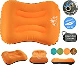 Inflatable Camping Pillow for Sleeping/Backpacking Pillow Ultralight, Self Inflating Pillow, Hiking with Neck