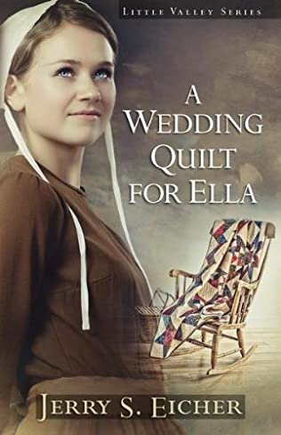 book cover of A Wedding Quilt for Ella