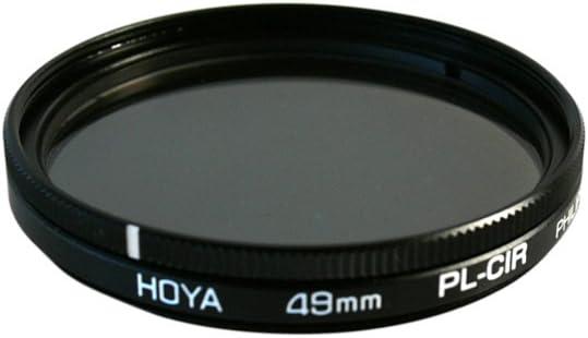 Hoya Filtro Polarizzatore Circolare Slim 49 mm