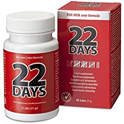 Cobeco Pharma Capsule Sviluppanti per il Pene - 22 Capsule