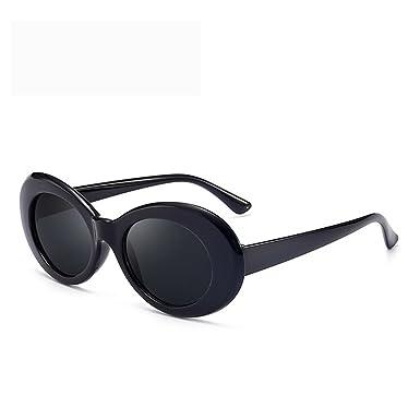 72bb54a0d1 BestWare Vintage Sunglasses Classic Eyeware Glasses Oval Sun Glasses  Fashion Eyewear Fashion Shades black