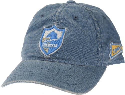 体ビザ良さSan Diego Chargers NFL Mitchell & Ness、調整可能なFlex Hat、el29z、ジーンズブルー