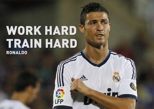 Cristiano Ronaldo - A4 8 - de motivación con imagen del año ...