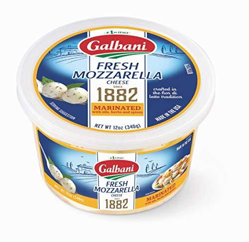 Galbani Marinated Fresh Mozzarella Cheese, 12 oz ()