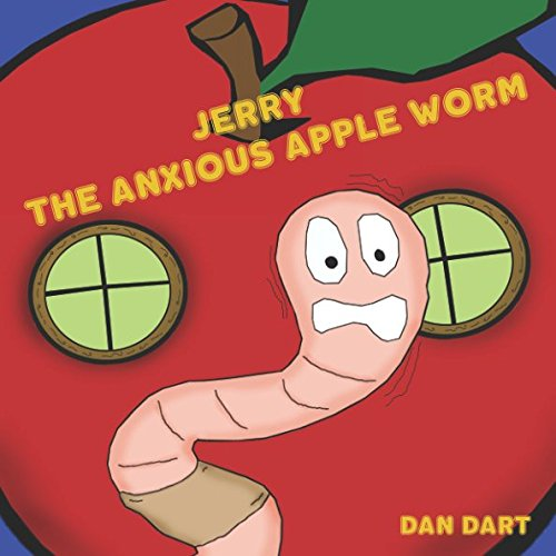 Jerry the Anxious Apple Worm ()