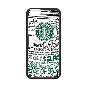 diy phone caseCaitin Cartoon Design Starbucks Coffee Cell Phone Cases Cover for ipod touch 5diy phone case