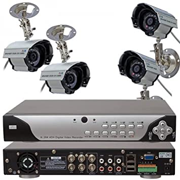 Haus Laden Videouberwachung Amazon De Elektronik