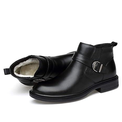 Chaudes Hommes Bottines Formelles Apragaz D'hiver Pour Chaussures wqxF1wXU7c