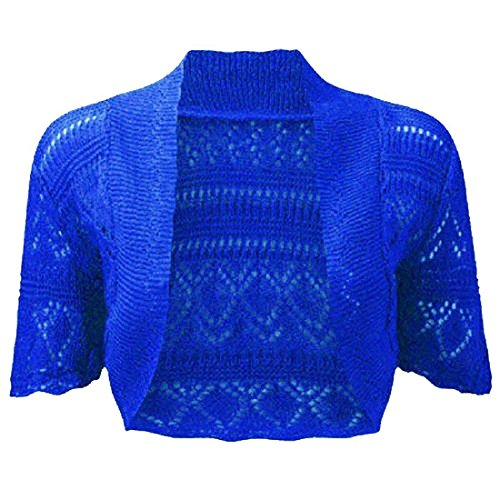 RIDDLEDWITHSTYLE - Torera - para mujer azul real