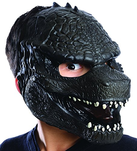 Rubies Godzilla 2014 3/4 Child Vinyl Mask