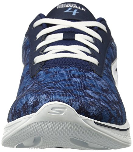 Go 4 Navy Rendimiento Walk Camina Que Skechers Zapato Excite 5qtF8xTwT