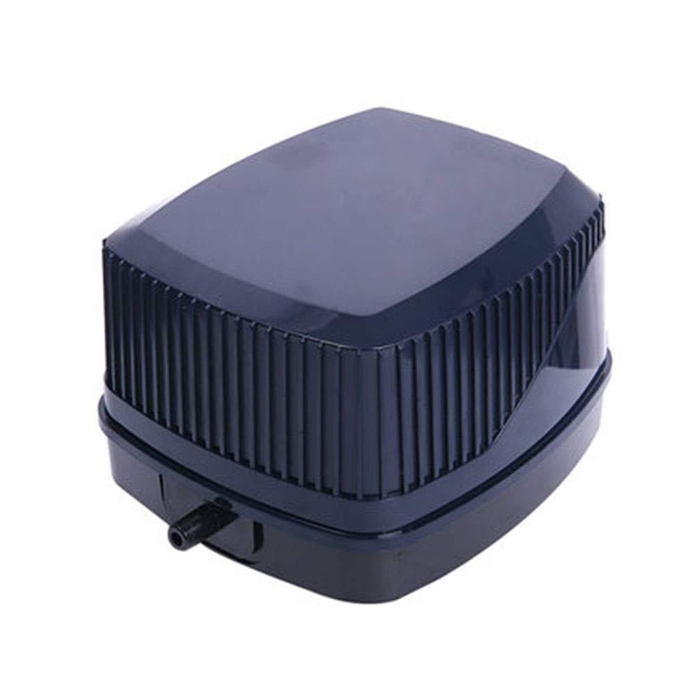 LIFUREN Fish Tank Oxygen Pump Oxygen Pump Very Silent Small Household Aeration Pump Oxygen Machine Triple Mute Design (Color : Multi-Colored, Size : 10W)