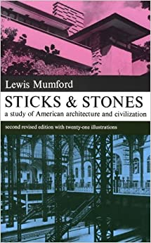 Book Sticks and Stones (Dover Books on Architecture)