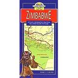 Zimbabwe (Globetrotter Travel Map)