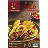 Little's Cuisine Original Taco Seasoning Mix (Case of 4) …
