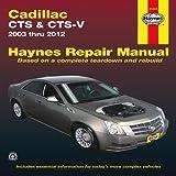 Cadillac CTS & CTS-V: 2003 - 2012