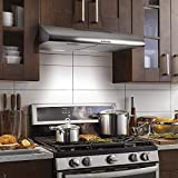 Cosmo COS-5MU36 Under Cabinet Range Hood in