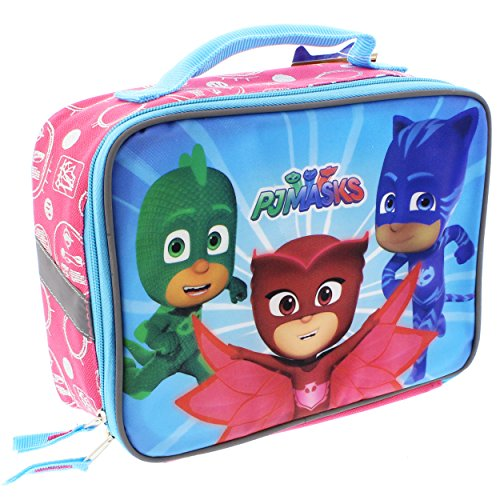 PJ Masks 14 inch Backpack and Lunch Box Set - Buy Online