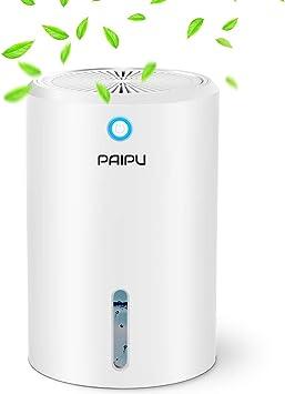 Elektrisch Luftentfeuchter Bautrockner Raumentfeuchter Mini Entfeuchter Luft SHO
