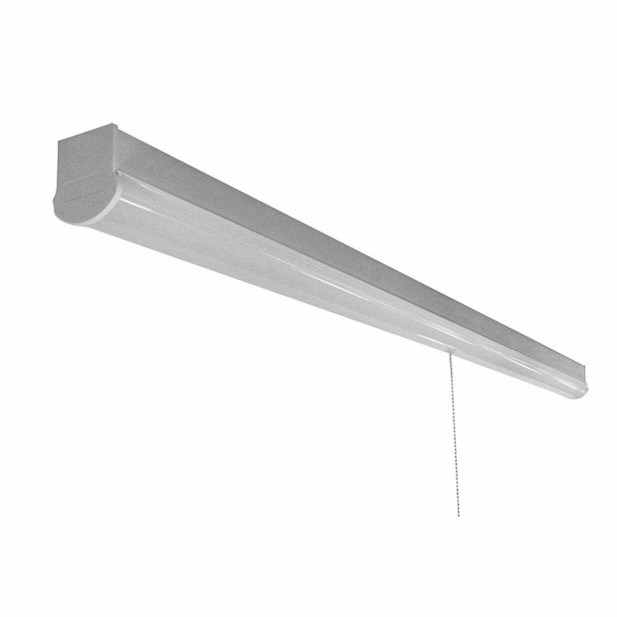 HomeSelects 8157 Led Shop Light with Wings Led Shop Light with Wingswhite