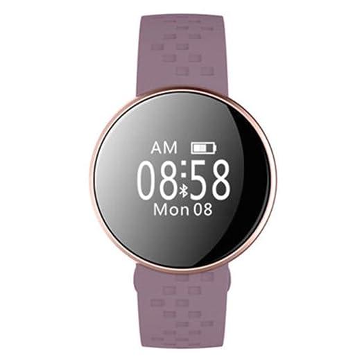 POJIETT Smartwatch Reloj Inteligente Hombre Mujer Impermeable IP67 Reloj Deportivo Pulsera de Actividad para IOS y Android Monitor de Ritmo Cardíaco Sueño ...
