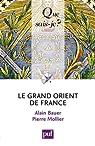 Le Grand Orient de France par Mollier
