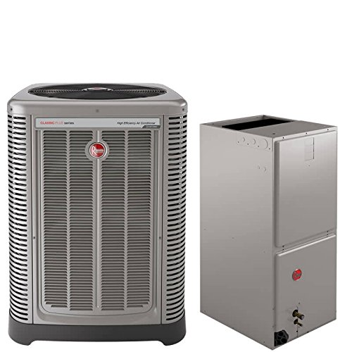 3 Ton Rheem 20.5 SEER R410A Variable Speed Modulating Air Co