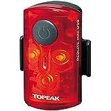 トピーク レッドライト ミニ USB テールライト USB充電