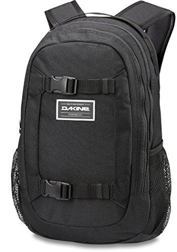 (Dakine Youth Mission Mini Backpack, Black)