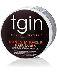 tgin Honey Miracle Hair Mask (12oz), Deep Conditioner...