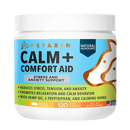 Petaxin Calming Treats Dogs Chamomile product image