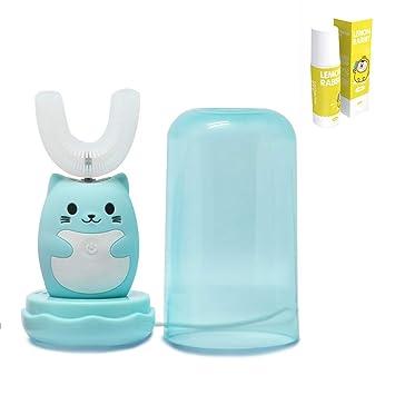 Amazon.com: MATYCARE - Cepillo de dientes eléctrico para ...
