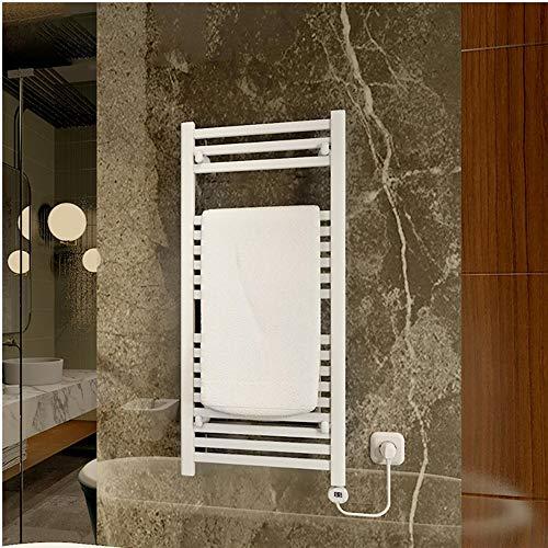 - RYZRYZ Heated Towel Rail, Bathroom Temperature Control Radiator, Safe Waterproof and Leakproof, use Hotel, Bathroom