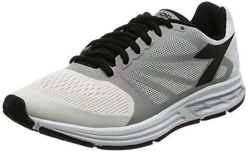Diadora Women's Kuruka Hip W Running Shoes White/Black Q7aRAI1ayR