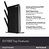 Compare | NETGEAR Wi-Fi Mesh Range Extender EX7000 - Coverage up to
