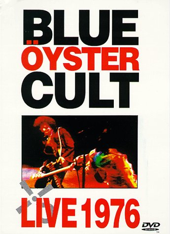 Blue Oyster Cult - Live 1976 by Image Entertainment
