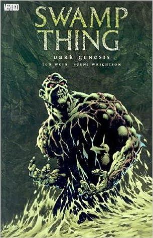thing books genesis swamp dark