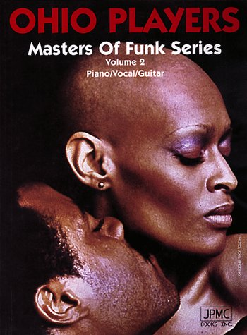Ohio Players: Masters Of Funk Series Piano/Vocal/Guitar (Masters Of Funk Series , No 2)