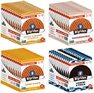 Rip Van Wafels Snack Wafels, Honey and Oats