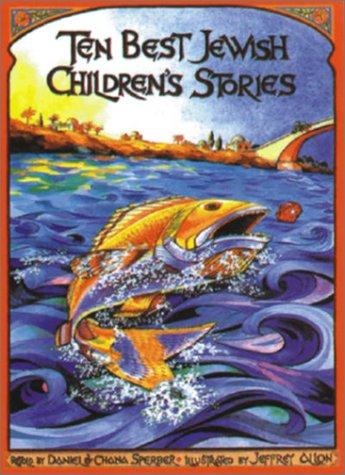 Download Ten Best Jewish Children's Stories PDF