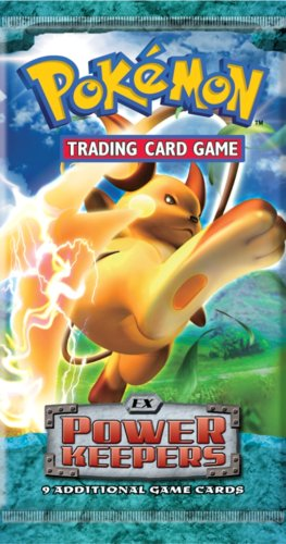 pokemon trading card game - ex power keepers - 6