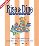 Rise and Dine Canada, Marcy Claman, 1896511112